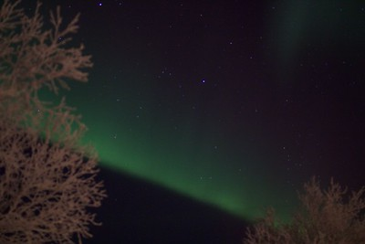 Abisko Northern Lights 7