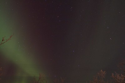 Abisko Northern Lights 15