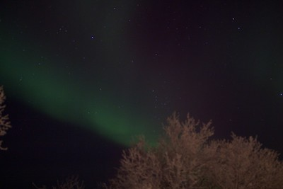 Abisko Northern Lights 3