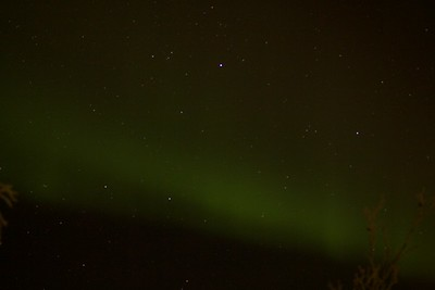 Abisko Northern Lights 10