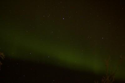 Abisko Northern Lights 10