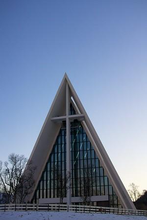 Tromsö Arctic Cathedral 2