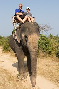 Thailand HuaHin Elephant 18