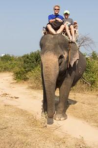 Thailand HuaHin Elephant 15