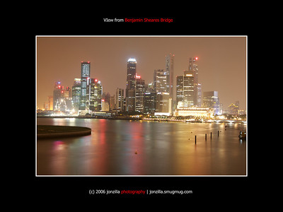 Buildings & Icons in Singapore