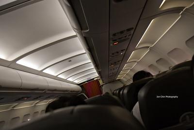 Hong Kong 08 - Airplane & Airport Express Journey