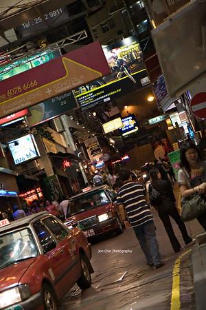 Hong Kong 08 - Central Night Scenes
