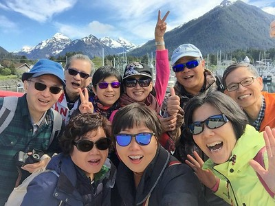 2017 Cruising to Alaska