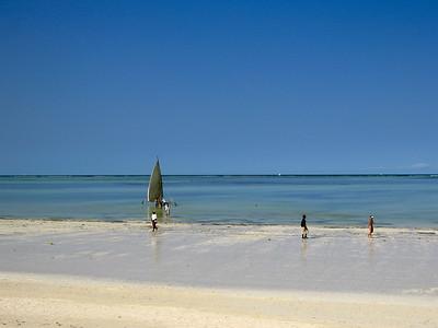 Zanzibar - Ocean Beach