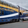 Rocky Mountaineer Station departure