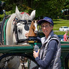 Horse-drawn ride round Stanley Park