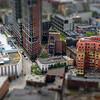 Vancouver street miniature-look