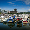 At Coal Harbour