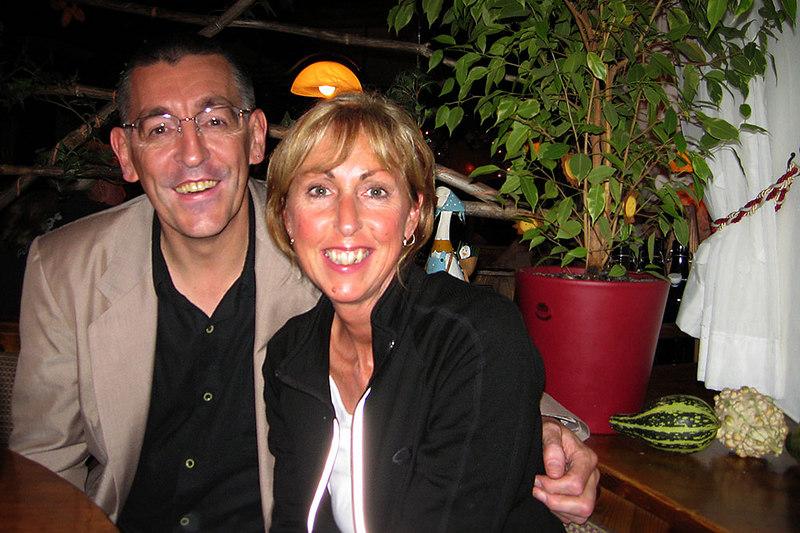 Steve and Kay