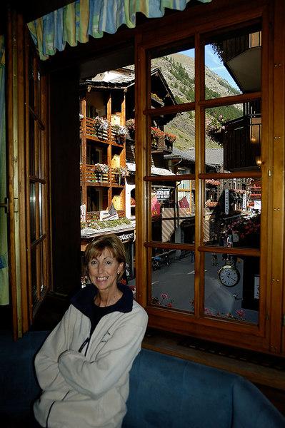 In Zermatt