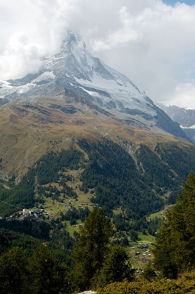 Matterhorn from Rothorn