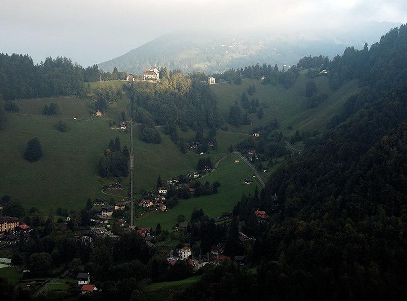Caux Landscape