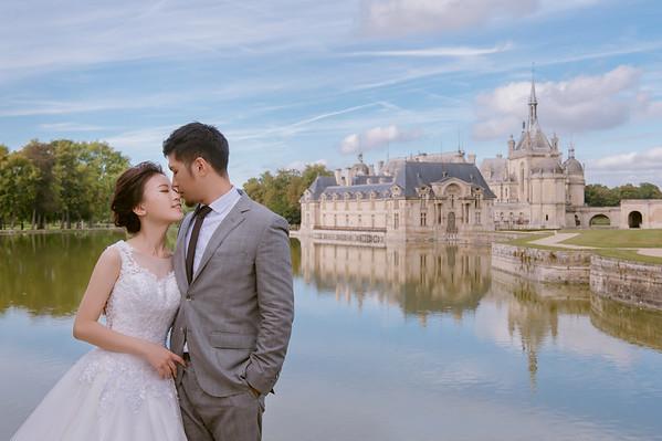 HILL+HAO PRE-WEDDING FRANCE