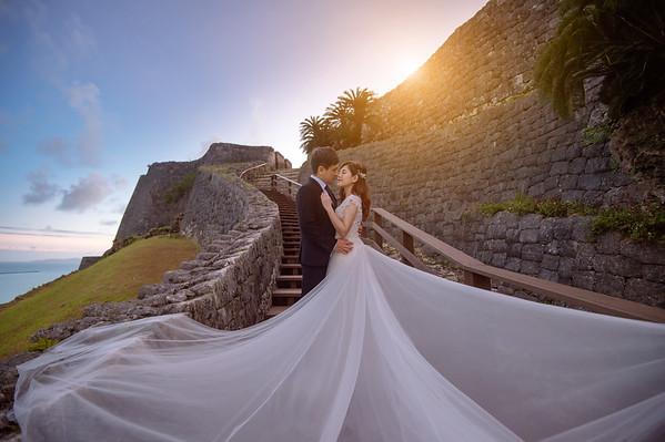 K+L PRE-WEDDING OKINAWA