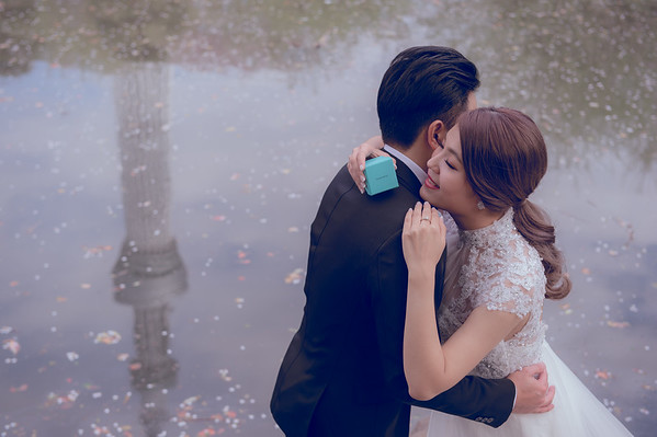 L+C PRE-WEDDING TOKYO