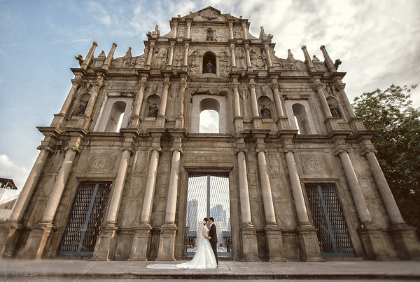 MAX+CATHY PRE-WEDDING MACAU