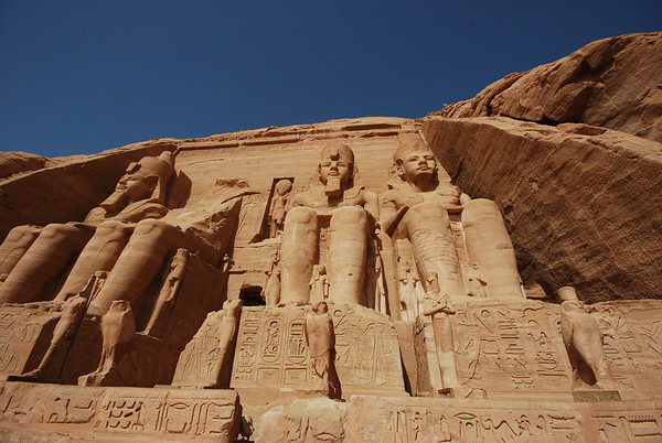 Abu Simbel,Egypt 2008.