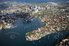 Kirribilli aerial photo