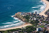 Queenscliff aerial photo.