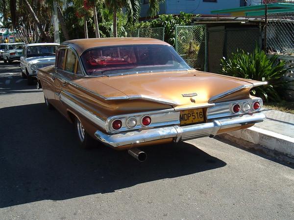 Cuban Cars 2007.