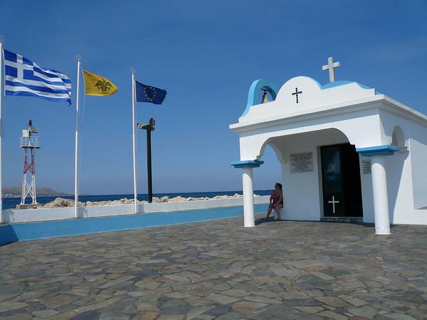 Faliraki Rhodes Island 2009.