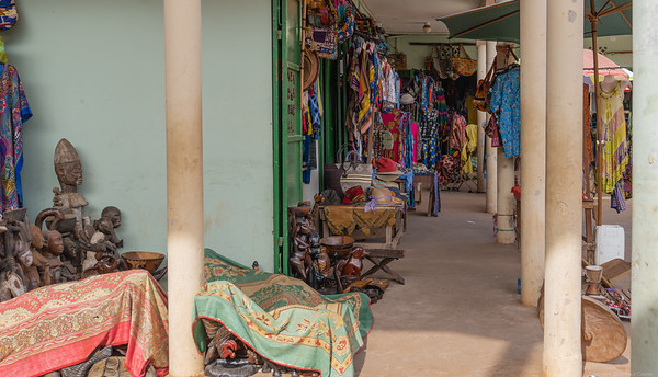 Kotu Craft Market 4 - The Gambia 2020