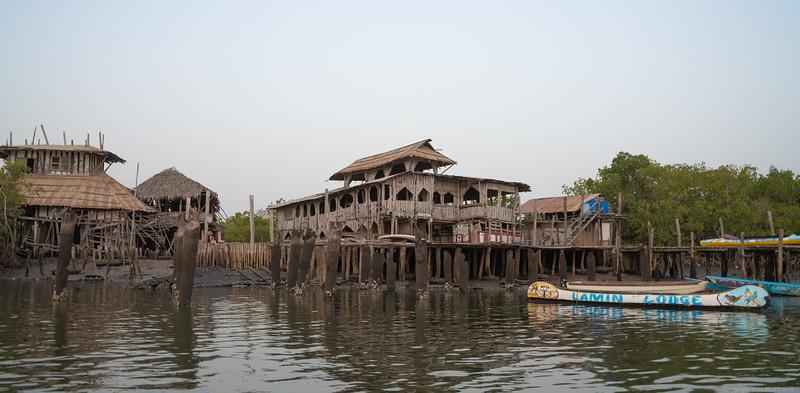 Lamin Lodge - Bar and Restaurant - The Gambia 2020