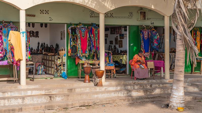 Kotu Bendula Craft Market  2 - The Gambia 2020