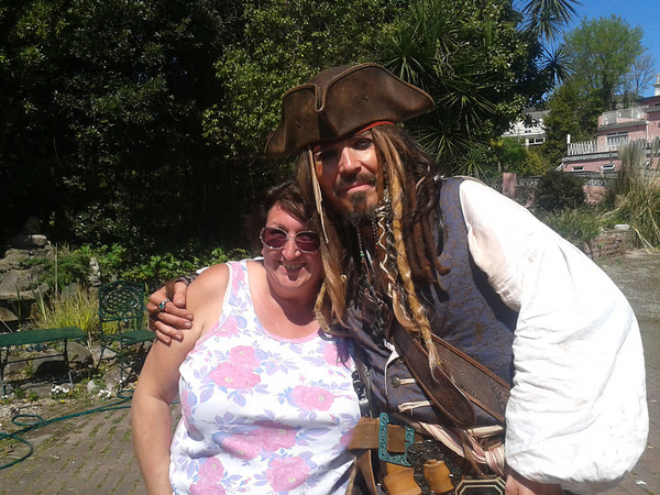 We meet Jack Sparrow