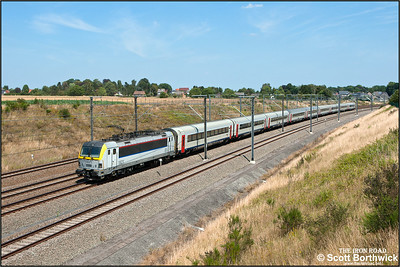 1821 passes Kortenburg on 03/07/2014.