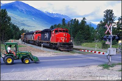 5360+5434+6073 arrive at Jasper on 05/07/2001.