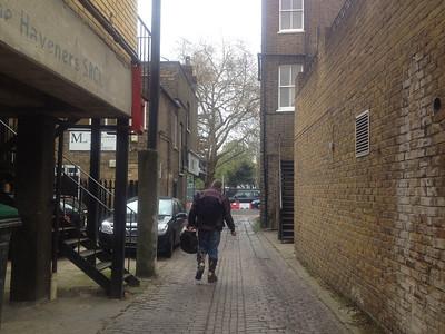 Sam and Susan/London