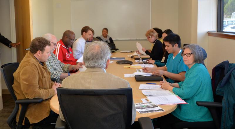 Oversight Committee Meeting