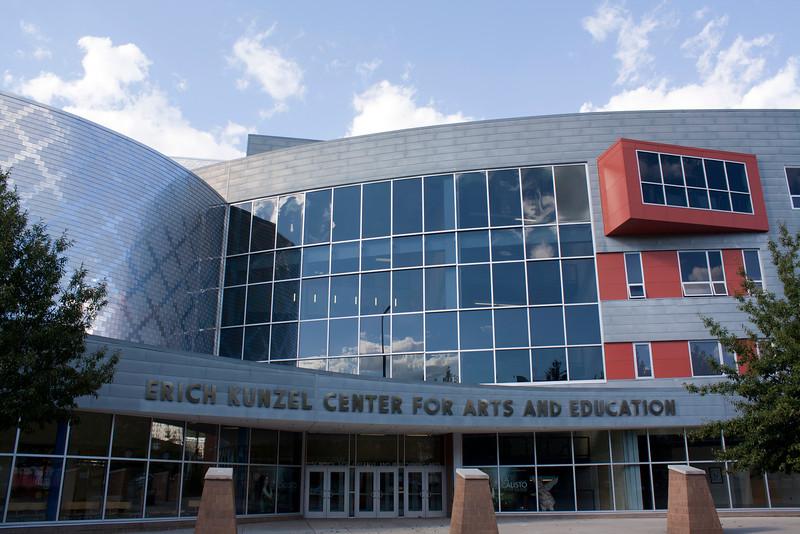 SCPA Kunzel Center for Arts