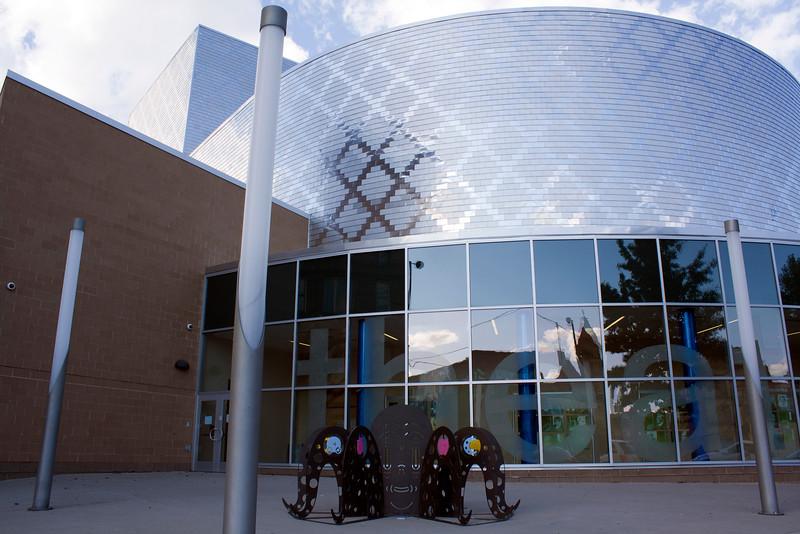 SCPA Corbett Theater