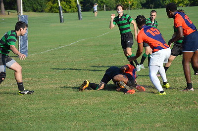 Overton Park  Rugby Tournament 9-24-16