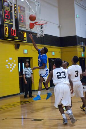 2013 - 14 JV Basketball