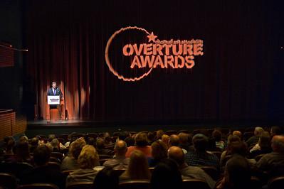 Overture Awards 2016