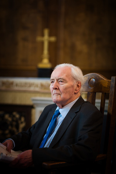 The Right Honourable Tony Benn