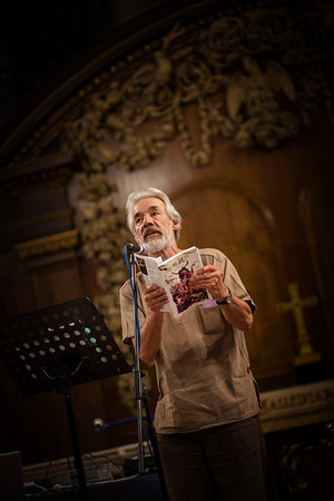 Actor Roger Lloyd-Pack Reads Adrian Mitchell