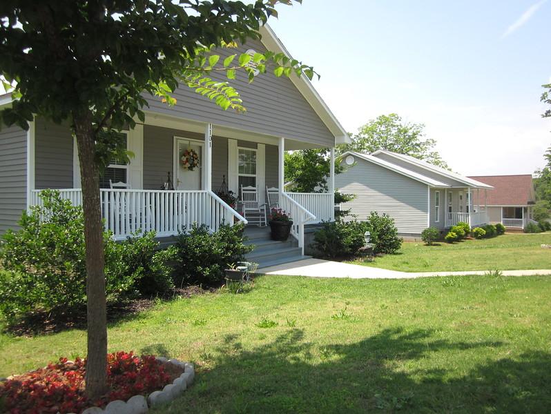 The 2009 Millard Fuller Legacy Build came to Millard's hometown of Lanett, Alabama. An entire neighborhood has since been transformed.