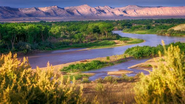 """""""Colorado River Vista"""" @ McInnis Canyons NCA (Fruita, CO)"""