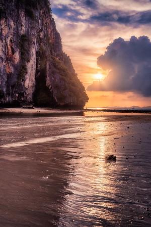 """""""Princess Cave"""" @ Phra Nang Beach (Thailand)"""