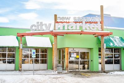 New Sagaya City Market