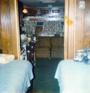 Inside view 2 of Trailer on Land 1975